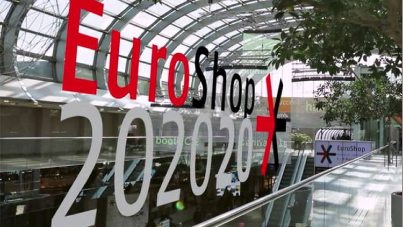 Decision to withdraw from exhibiting and participating at EuroShop 2020 in Dusseldorf, Germany.
